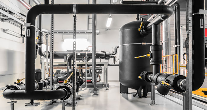 The benefits of water cooled chillers
