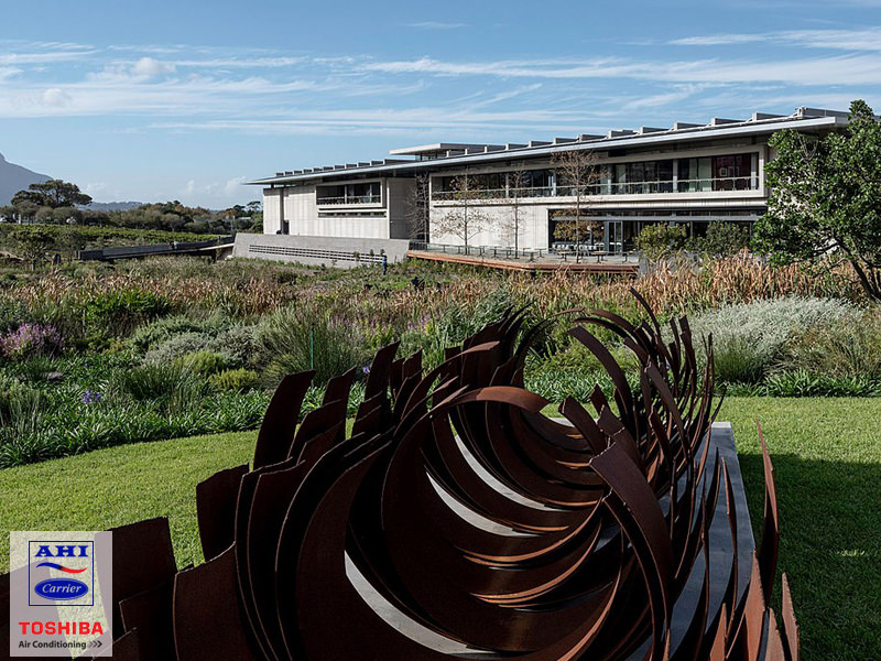 AHI Carrier - Helping the Steenberg Gallery Master the Art of Internal Environmental Management
