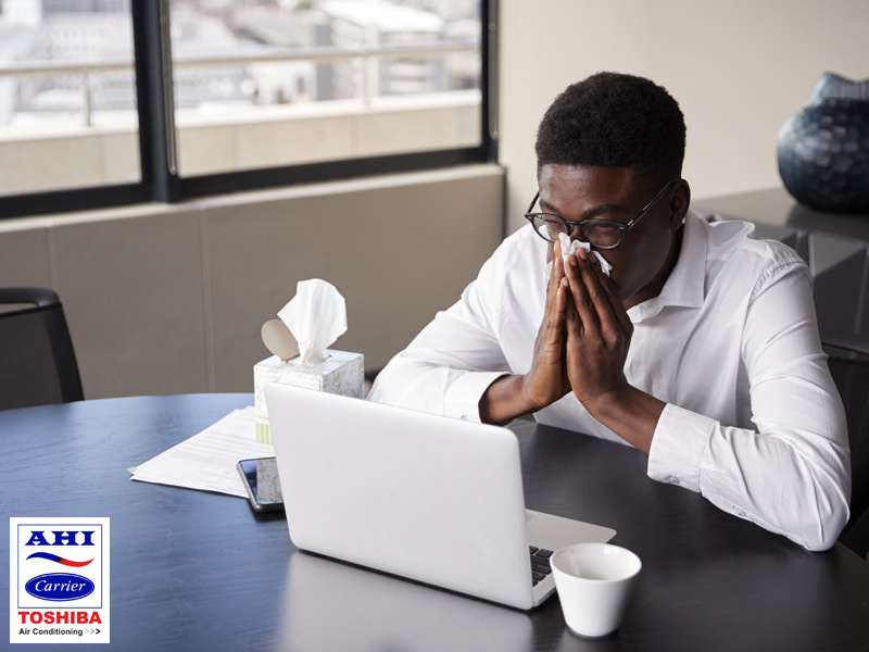 How To Fix Sick Building Syndrome With Adequate Ventilation