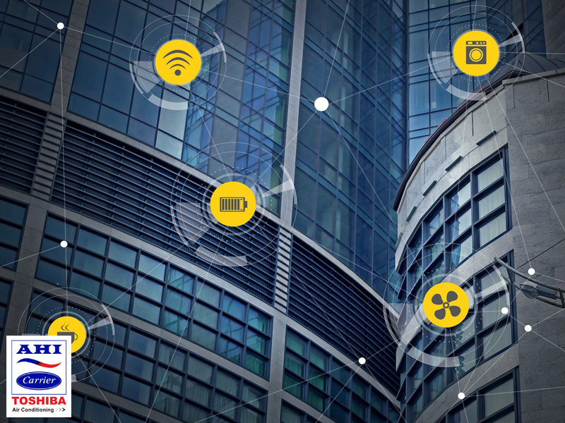 How Smart Buildings Help Your HVAC System Use Less Energy
