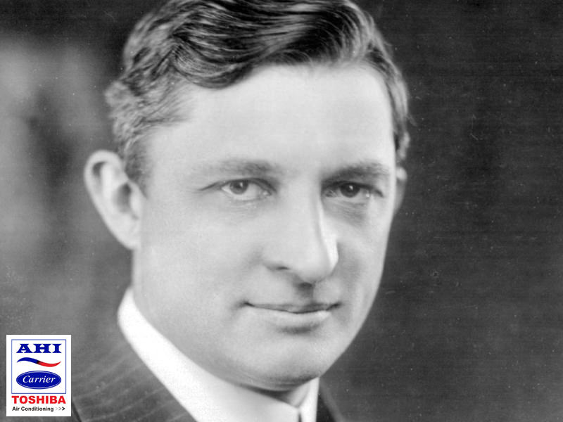The Legacy of Willis Carrier